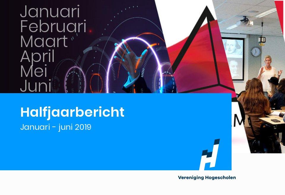 Edition Overview Vereniging Hogescholen